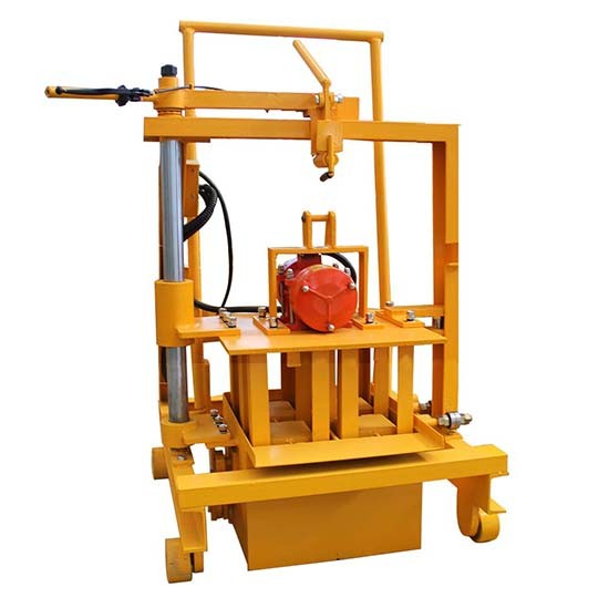QTF40-3C concrete block Machine