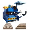 mobile block moulding machine