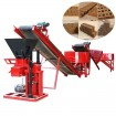 compressed earth brick making machine