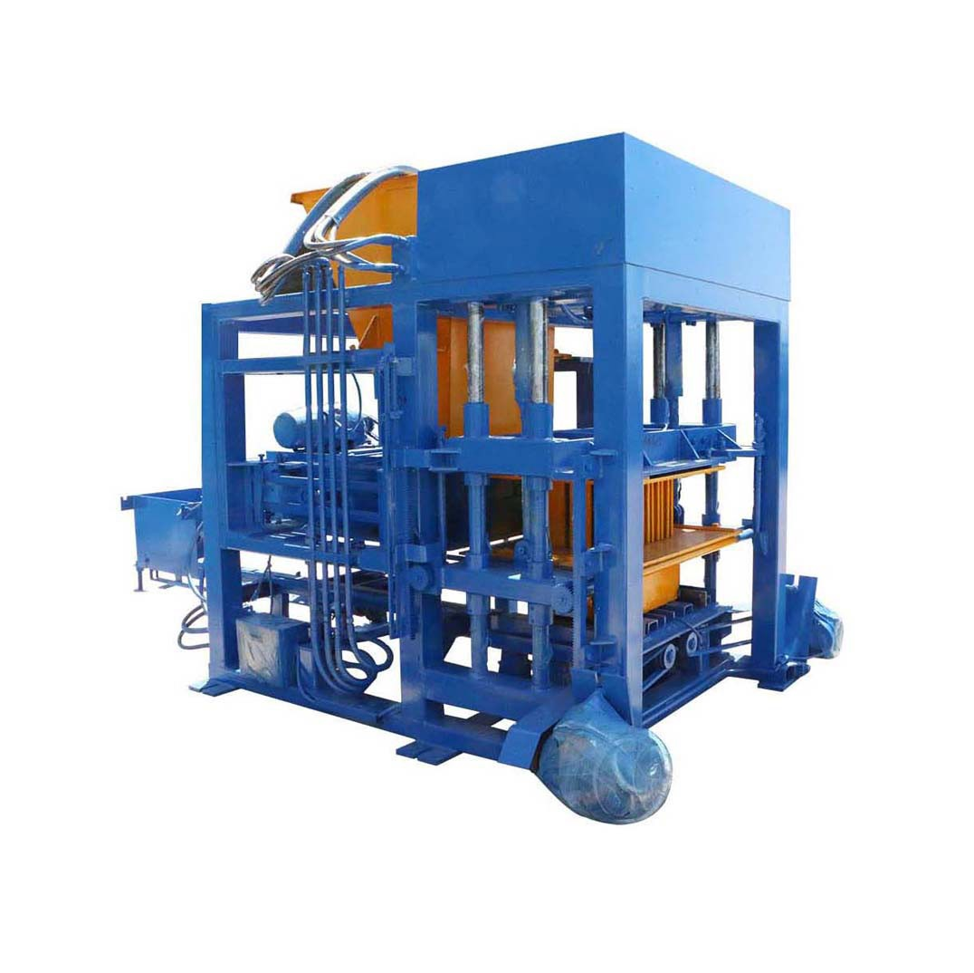 QTF4-25 concrete block machine