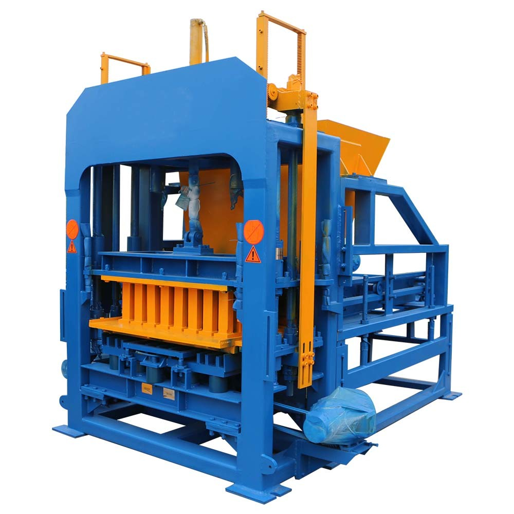 QTF4-15C concrete block machine